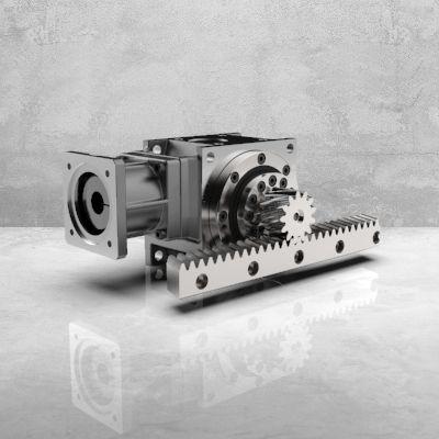 DynaGear_Rack_Pinion_Zahnstange_Ritzel_Dynamische Anwendung_Hypoidgetriebe_GearSystem