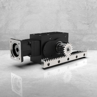 Ks-TwinGear_Kegelstirnradgetriebe_Ritzel_Rack_Pinion_Stirnrad_Zahnstange_Schmiersystem